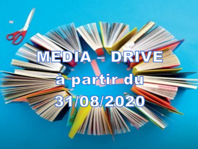 Media drive